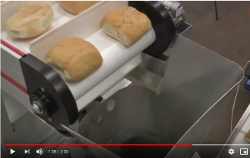 Automatic weighing packing machine mod. BG37IM1 STEP BY STEP (BREAD)