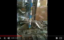 Automatic Packaging Machine Mod. VM Pyramid for single doses