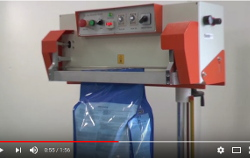 BIG sealing machine