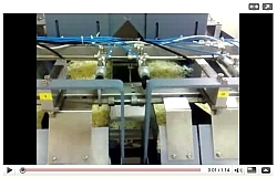 Semi-automatic weigher for granular products and flour mod. BGEASY