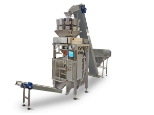 MULTIWEIGHERS - Combinable with packaging machines