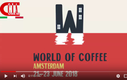 World of Coffee 2018
